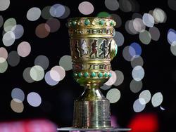 Das Objekt der Begierde: der DFB-Pokal