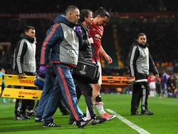 Zlatan Ibrahimović droht das vorzeitige Saisonende
