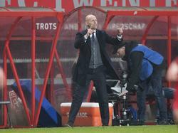 Ajax Amsterdam hat sich nach nur 174 Tagen im Amt Trainer Marcel Keizer freigestellt