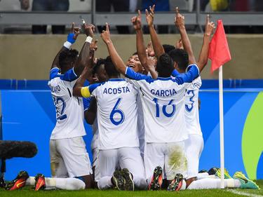 Der Siegeszug von Honduras geht weiter