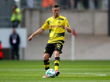 Dominik Wanner unterschreibt Profivertrag bei Borussia Dortmund