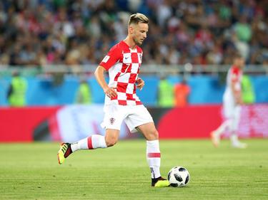 Ivan Rakitic im Dress der Kroaten