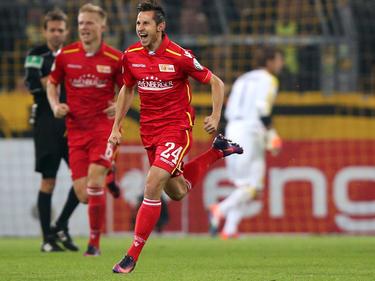 Steven Skrzybski freut sich auf die neue Herausforderung beim FC Schalke 04.