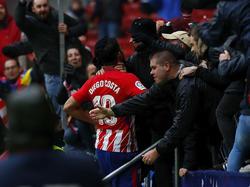Diego Costa feierte ein La-Liga-Comeback mit Licht und Schatten