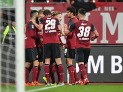 Am Sonntag trifft der 1. FC Nürnberg auf den FC Ingolstadt 04