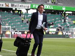 Hat seine Koffer noch nicht gepackt: Bruno Labbadia