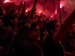 Fatih Terim steht mit Galatasaray kurz vor dem Gewinn der Meisterschaft in der Süper Lig. Foto: Kerim Okten/EPA