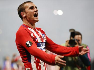 Bleibt Atlético Madrid treu: Antoine Griezmann