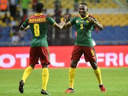 Kamerun steht im Halbfinale des Afrika Cups