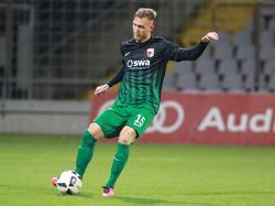 Der FC Augsburg verlängert mit Tim Rieder bis 2021