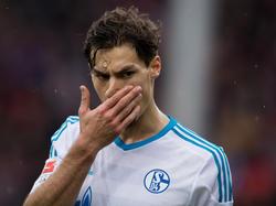 Benjamin Stambouli ist auf Schalke nicht mehr gefragt