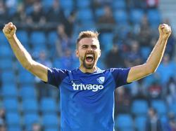 Lukas Hinterseer erzielte das 1:0 für Bochum