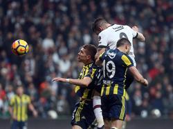 Das Istanbul-Derby endete ohne Sieger