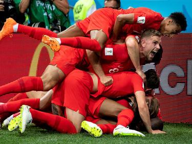 Die Three Lions sorgen für einen TV-Rekord in England