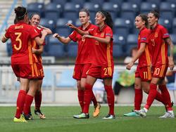 España ha comenzado con buen pie su participación. (Foto: Getty)