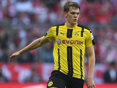 Matthias Ginter spielte bis 2017 beim BVB