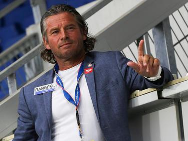 Den SKN führte Schinkels als Sportdirektor in die Bundesliga