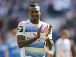 Kingsley Onuegbu traf zum vielumjubelten Ausgleich