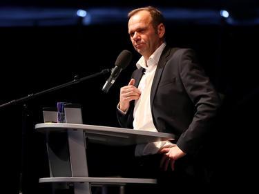Bernd Hoffmann äußerte sich am Sonntag in einer TV-Sendung