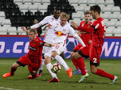 Xaver Schlager ist auf dem Weg zum Comeback in der Bundesliga