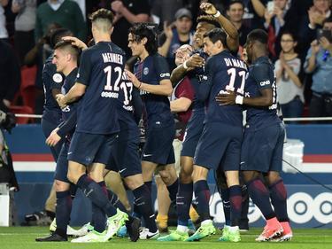 Paris Saint-Germain bleibt weiter im Titelrennen
