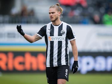 Rúrik Gíslason markierte zwanzig Minuten vor Schluss den 1:1-Ausgleich