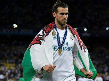 Scheint trotz zweier Tore im Champions-League-Finale unzufrieden bei Real Madrid: Gareth Bale