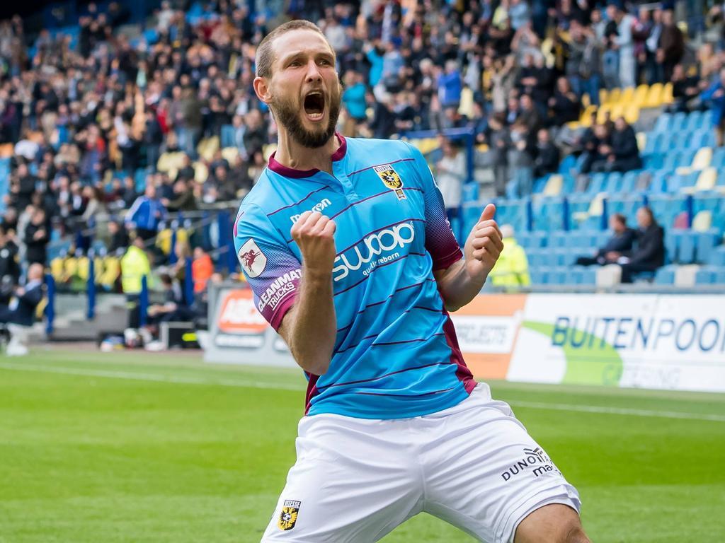 Bejubelt derzeit Tore in Serie: Tim Matavž