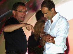 Oliver Mintzlaff sieht einen großen Vorsprung des FC Bayern