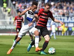Remis zwischen Tabellennachbarn: Ingolstadt und Bielefeld trennen sich 1:1