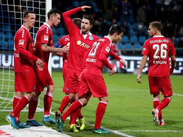 MSV Duisburg gewinnt kleines Revierderby in Bochum
