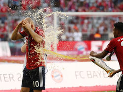Arjen Robben kritisiert die Meisterfeier des FC Bayern