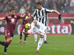 Sami Khedira fehlt Juve im letzten Saisonspiel