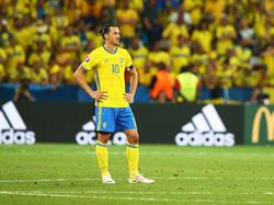 Zlatan Ibrahimovic schließt ein Comeback im Nationalteam nicht aus