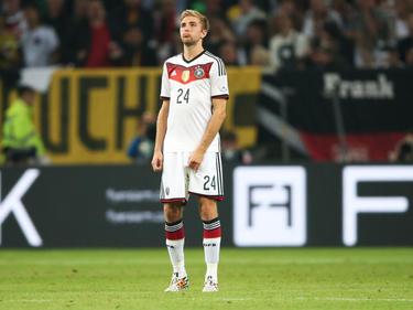 Christoph Kramer wurde nach dem Zusammenprall im WM-Finale 2014 vom Platz begleitet