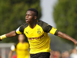 Youssoufa Moukoko wird angeblich vom FC Barcelona umworben