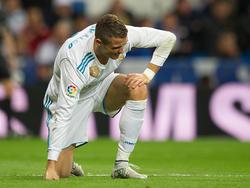 Cristiano Ronaldo hat nach elf Spieltagen erst einmal getroffen