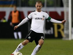 Stefan Kulovits verletzte sich gegen Darmstadt schwer