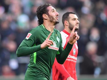 Schließt sich Hoffenheim an: Ishak Belfodil (zuletzt an Werder ausgeliehen)