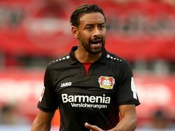 Karim Bellarabi war im Testspiel für Bayer Leverkusen erfolgreich