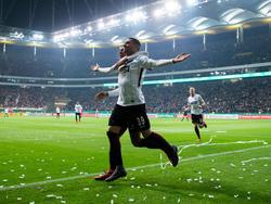 Eintracht Frankfurt steht im Halbfinale des DFB-Pokals
