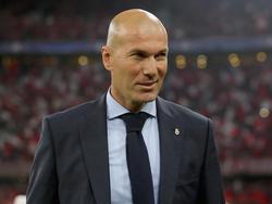 Zinédine Zidane hat von Jürgen Klopp geschwärmt
