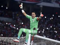 Essam El-Hadary könnte der älteste Spieler der WM-Geschichte werden