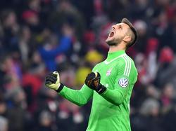 Sven Ulreich überzeugt beim FC Bayern München auf ganzer Linie