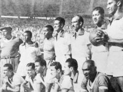 Sorgte für eine der größten Niederlagen der brasilianischen Geschichte: Die Selecao von 1950