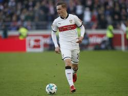 Jacob Bruun Larsen ist bis zum Saisonende an den VfB Stuttgart ausgeliehen