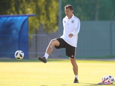 Mahnt zur Ruhe: Nationalmannschafts-Manager Oliver Bierhoff
