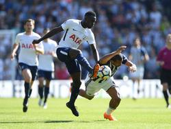 Der BVB ist offenbar heiß auf Tottenham-Mittelfeldmann Victor Wanyama
