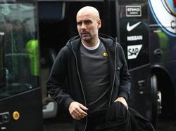 Ein Sieg im Endspiel des Ligapokals hat für Pep Guardiola höchste Priorität