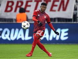 Seit 2008 beim FC Bayern: David Alaba